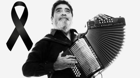 """Fallece el cantante Celso Piña """"El Rebelde del Acordeón"""""""
