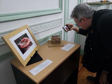 CONFERENCIA  SOBRE ANTARTIDA Y MUESTRA FOTOGRAFICA EN LA CASA DE RUSIA - BUENOS AIRES