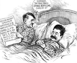 80 años del pacto nazi soviético en El Confidencial