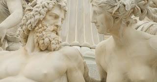 Los dioses de la mitología griega, un recurso literario habitual
