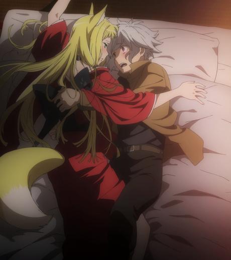 Reseña / Dungeon ni Deai wo Motomeru no wa Machigatteiru Darou ka 2 / Episodio 6