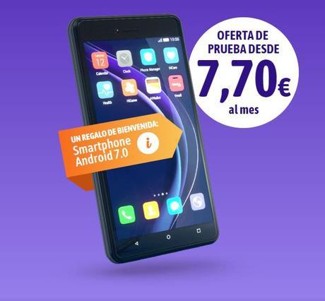 Regado Oferta Gold Smartphone Ocu