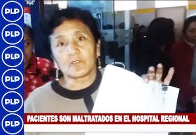 HOSPITAL DE LA MUERTE… ?