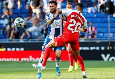 Crónica RCD Espanyol 0 - Sevilla FC 2