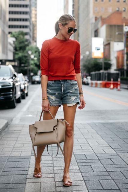 shorts denim 2