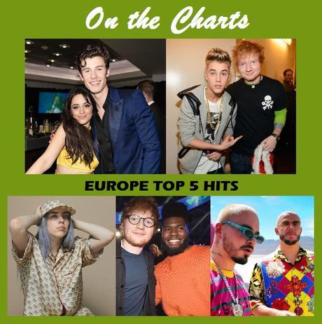 Top 5: Así se mueve Europa (11 agosto, 2019)