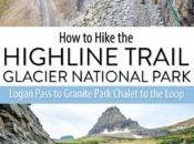 Highline Trail: Logan Pass Loop, Parque Nacional Glacier