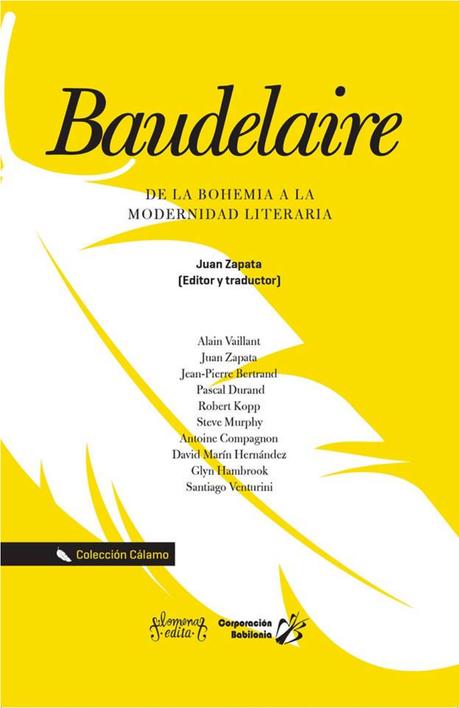 Resultado de imagen para baudelaire de la bohemia a la modernidad literaria