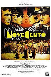NOVECENTO (1976), DE BERNARDO BERTOLUCCI. EL PATRÓN SIGUE VIVO.