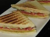 Turkey sándwich