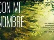 Llega librerías 'Una bala nombre' Susana Rodríguez Lezaun