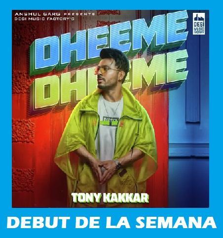Tony Kakkar ft. Neha Sharma - Dheeme dheeme
