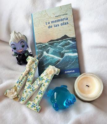 La memoria de las olas (Marta Currás)