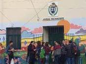 Jornada alumnos educación secundaria escobar