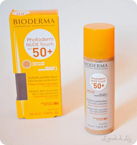 BIODERMA, Photoderm Nude Touch