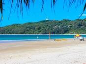 Comente sobre impresionantes playas Byron debe pisar viaje carretera Melbourne
