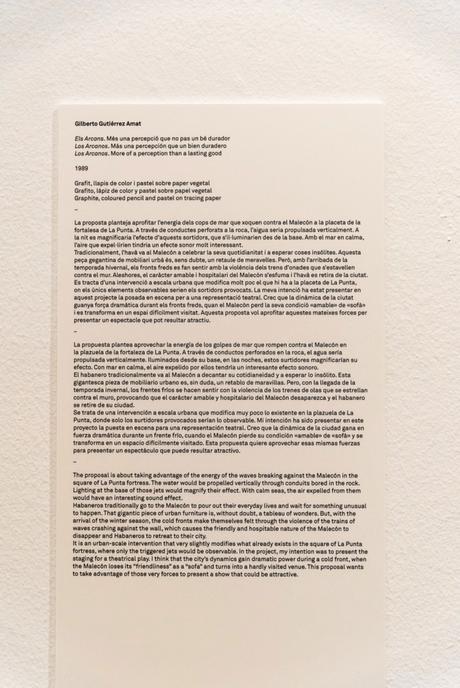 «La utopía paralela. Ciudades soñadas en Cuba. 1980-1993» / La exposición