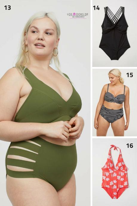 donde comprar bikinis y bañadores tallas grandes bañadores para gorditas bañadores reductores