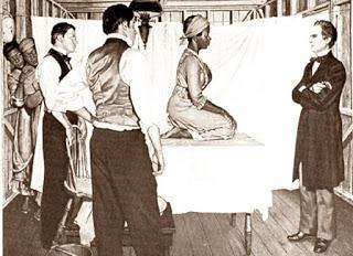 Drapetomanía, la enfermedad de los esclavos
