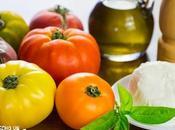 Receta ensalada tomate mozzarella (ensalada caprese multicolor)