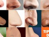 tipos nariz existen revelan mucho acerca personalidad