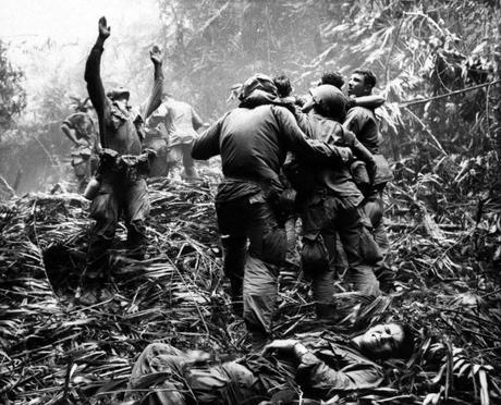 'La guerra de Vietnam, una tragedia épica'