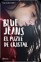Reseña: El puzle de cristal- Blue Jeans