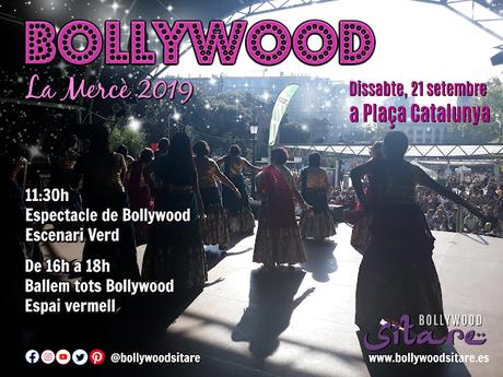 Bollywood en las fiestas de La Mercè 2019