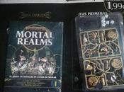 coleccionable Mortal Realms llegado España