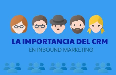 La importancia del CRM en Inbound Marketing.