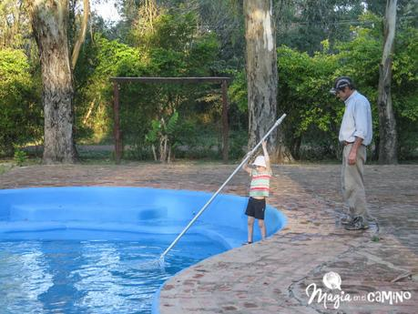 Los Esteros del Iberá con niños