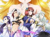 anime ''Shinchou Yuusha'', presenta Visual