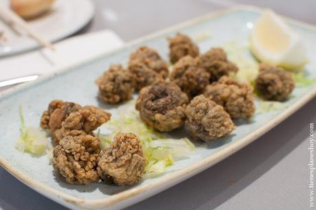 Ortiguillas restaurante el Campero Barbate recomendados comer bien Cadiz