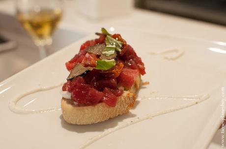 Mejor Restaurante El Campero comer en Cadiz atun Aladraba Barbaje