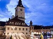 VERANO 2019. Viaje Dacia Transilvania tras huellas Trajano (14.1) Brasov, ciudad rebosante historia inflación turistas.