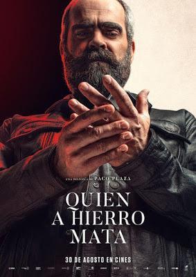 Quien a hierro mata: Una película de Paco Plaza.
