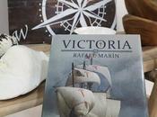 Reseña novela Rafael Marín: Victoria, odisea Magallanes Elcano