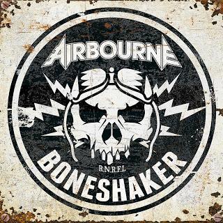 Airbourne - Boneshaker (2019)