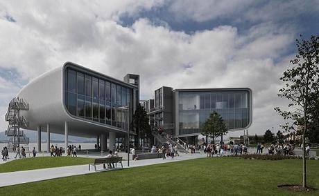 Centro Botín Santander, Renzo Piano