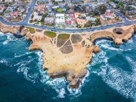 sunset-cliffs-san-diego-1 ▷ Comente sobre 30 lugares increíbles para visitar en California para su lista de deseos de California en 9 de las mejores playas de California