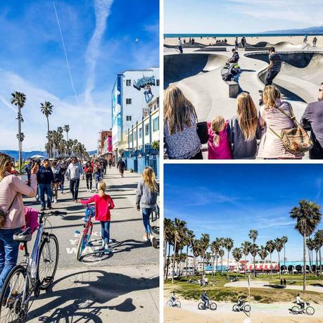 venice-beach-california-1 ▷ Comente sobre 30 lugares increíbles para visitar en California para su lista de deseos de California en 9 de las mejores playas de California