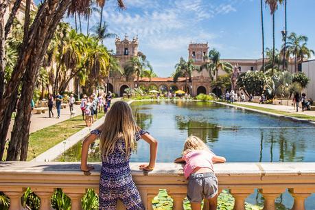 balboa-park-san-diego-5-1 ▷ Comente sobre 30 lugares increíbles para visitar en California para su lista de deseos de California en 9 de las mejores playas de California