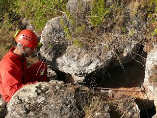 Prosiguen los trabajos en la Sierra de Segura