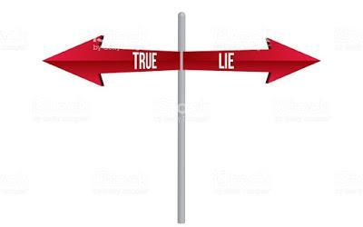 Aforismos sobre la verdad, la mentira, y su versión a medias
