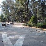 Tras evento municipal, Parque de Morales quedó lleno de basura
