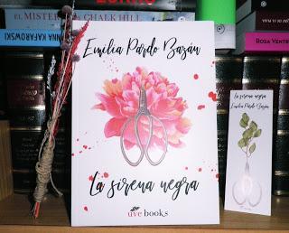 LA SIRENA NEGRA: ¡Una novela oscura de una gran escritora!