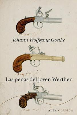 Las penas del joven Werther de Goethe