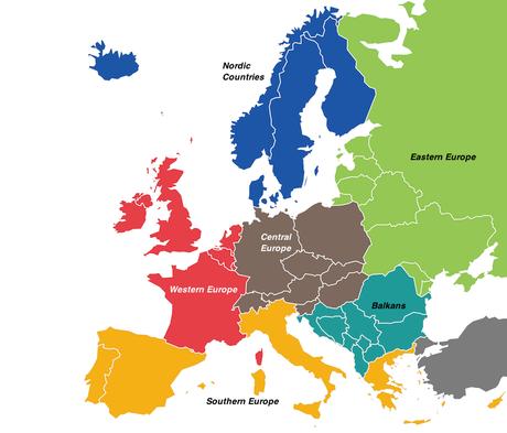 europe ▷ 6 regiones más bellas de Europa