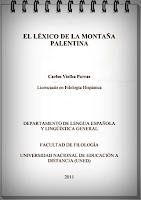 Léxico de la montaña palentina II
