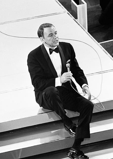 Frank Sinatra interestelar